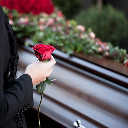 Rose Sarg-Richtig vorsorgen-Bestattungen Hafa-Rottweil
